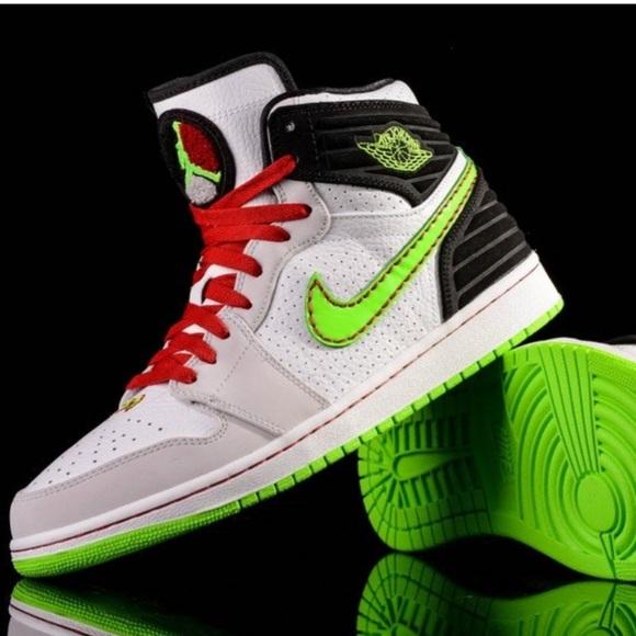 a0eadaddcee0 Jordan Other - Brand New Air Jordan 1 Retro  93 - Electric Green